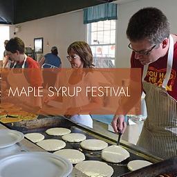 Maple Syrup Fesitval, Delta Ontario