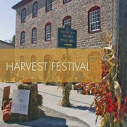 Delta Harvest Festival, Delta Ontario