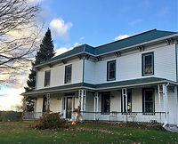 Denaut Mansion, Delta Ontario