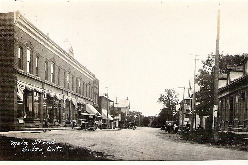 Jubilee Block, 1920