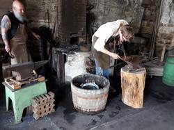 Blacksmith Demonstrations
