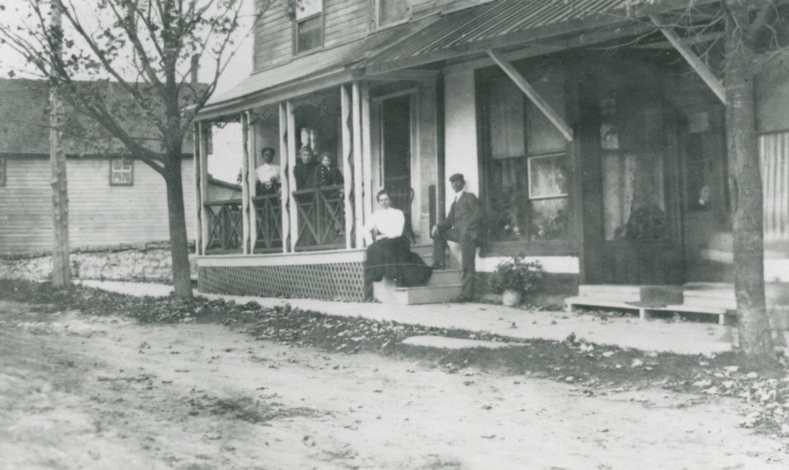 Delta Citizens, 1905