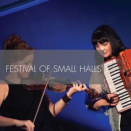 Festival of Small Halls, Delta Ontario