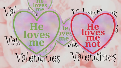 Digital Art, Valentines Message. FREE DOWNLOAD Promo Code is FREEDA