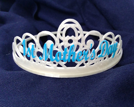 Personalised Mothers Day Tiara. The Perfect Thank You Mum