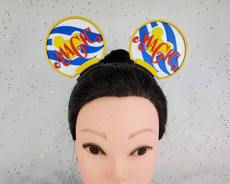 Disney Style Ears. Let's Go Cruising Staycation Style