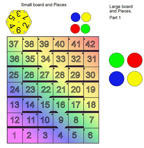 Print and Play LEVEL 42. FREE DOWNLOAD Promo Code is FREEDA