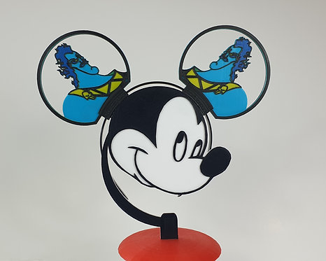 Disney Ears Hades! Lord of the Dead. I'm About to Rearrange The Cosmos.