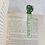 Thumbnail: Personalised, BOOKWORM, Book Markers, Set of three