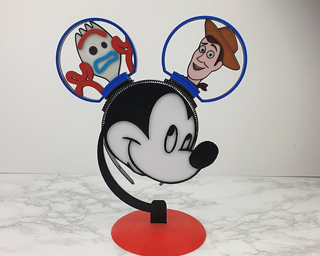 Disney Ears, Toy StoryWoody and Forky