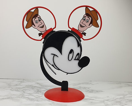 Disney Ears, Toy Story Woody. Reach for the sky