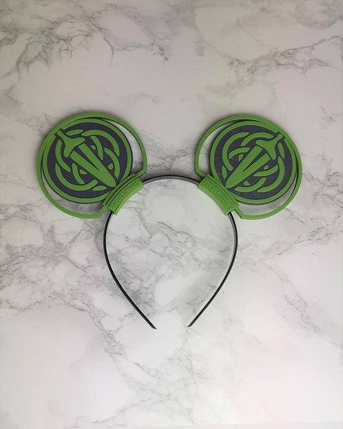 Disney Ears! Clan DunBroch with King Fergus.
