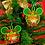 Thumbnail: Christmas Mickey, Personalised Christmas Tree Hanger
