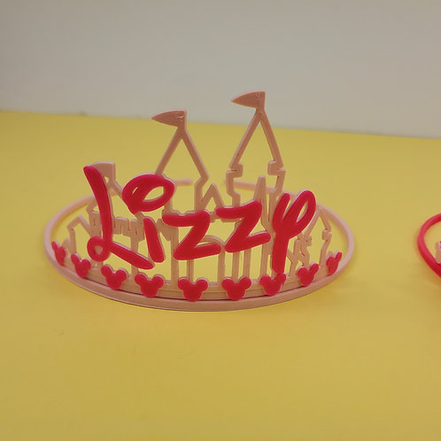 Personalised Disney Themed Tiara To Suit Any Occassion, Birthday, He