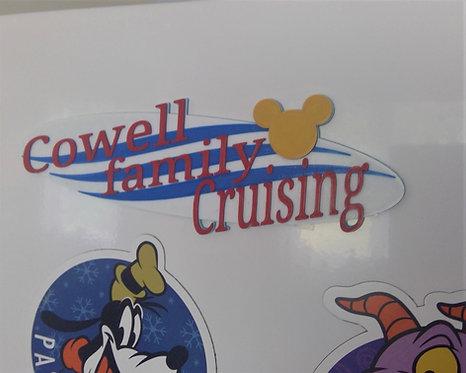 Cruiseline Door/Fridge Magnet