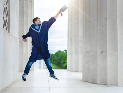 Aron's Graduation Photos