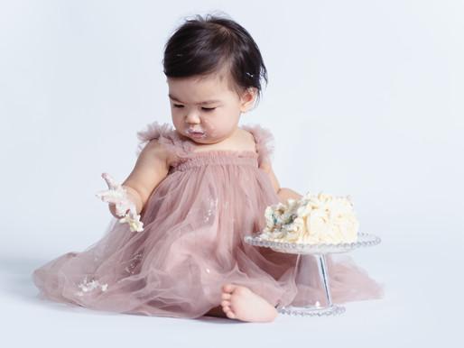 Ky's Cake Smash!