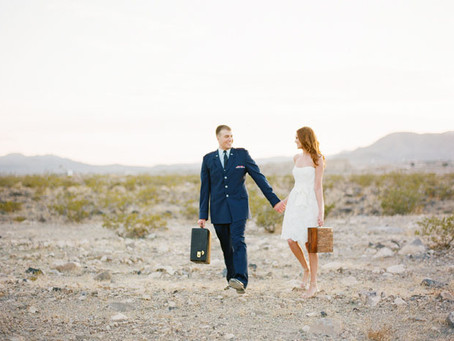 Travelling With Your Wedding Dress