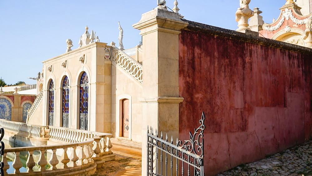Palacio de Estoi Pousada Wedding Venue in Faro Algarve Portugal