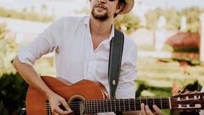 Charley Waite; Portugal's Fingerstyle Wedding Guitarist