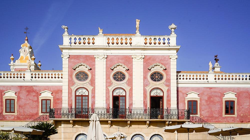 Pousada de Estoi Palacio Wedding Venue Algarve Portugal