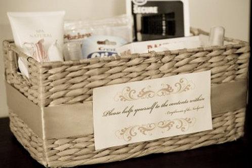 Bathroom Basket (Hers)