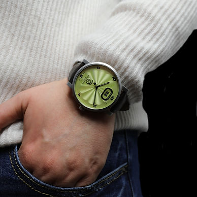 OPHION Light Green Stainless Steel