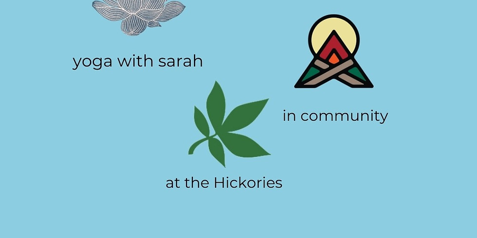 yoga for everyone @ the hickories with nod hill brewery