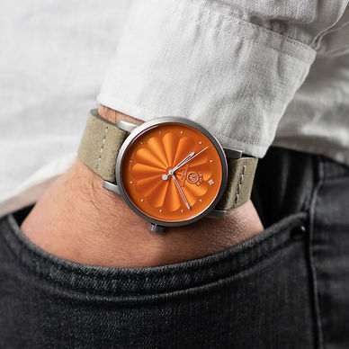 ÈOS Apollo Orange