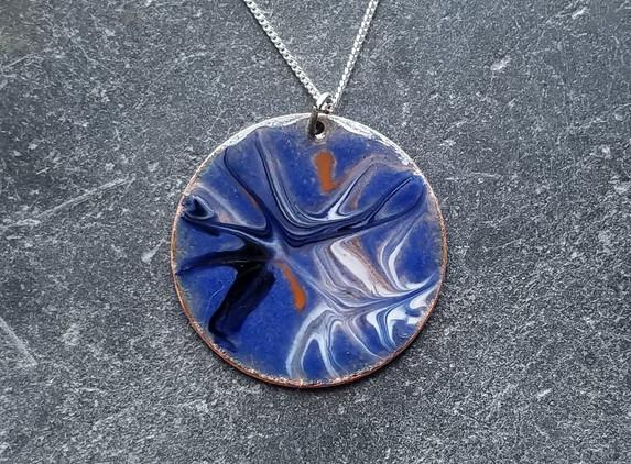 copper-enamel-pendant