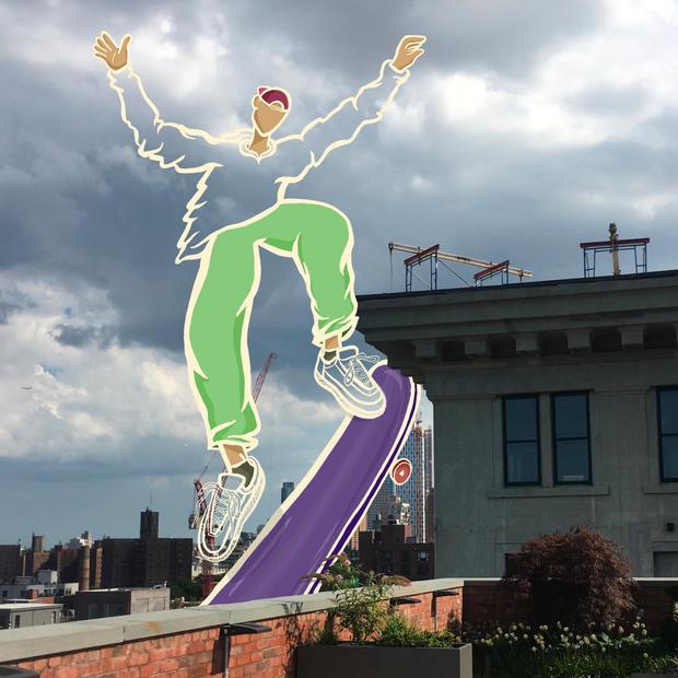 Brooklyn Skate