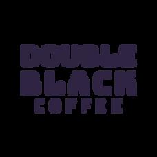 Double Black Wordmark