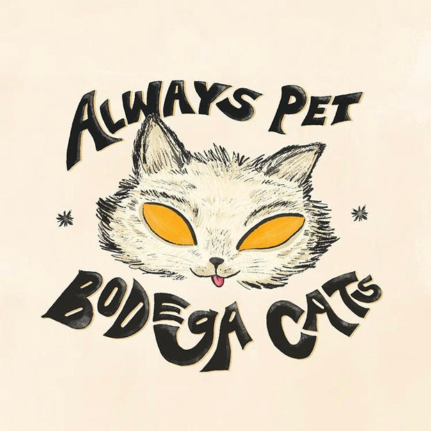 Always Pet Bodega Cats