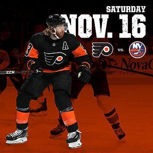 Flyersvs.Islanders