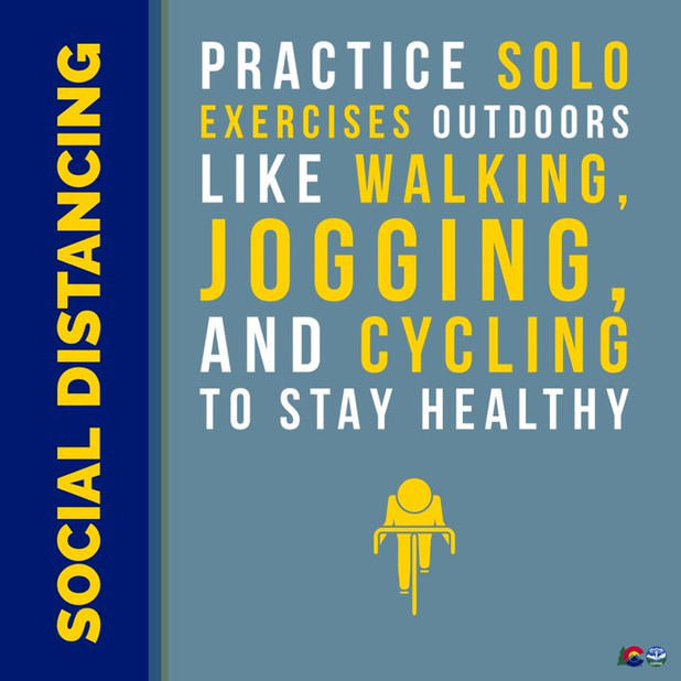 Solo exercises that are easy to do.