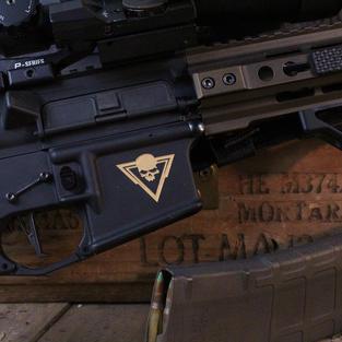 Custom AR Lower