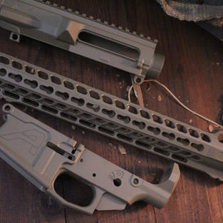 AR15 Rail & Lower