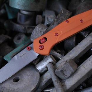 Benchmade 940 Pumkin Slayer