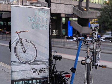 Transforming Empty Space for Bicycles