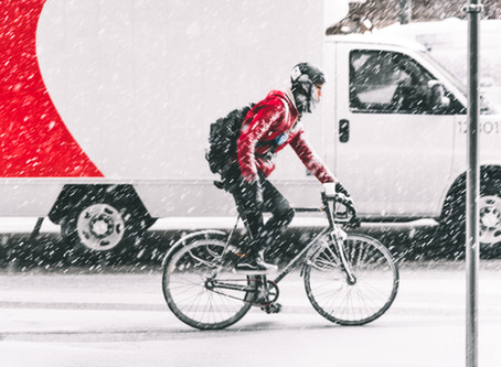 How to Keep Your Bicycle Going Through the Winter