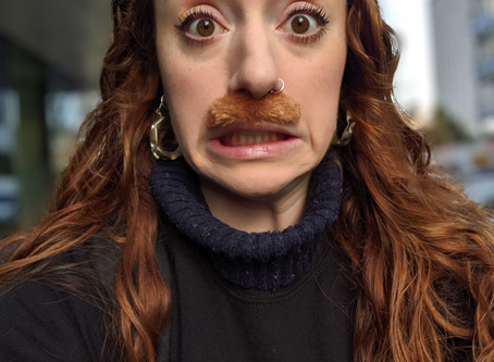 Five Things I've Learnt as a Woman with a 'Tache