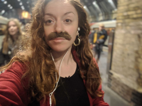 Reactions to a Woman with a Moustache in the Modern World