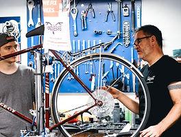 Handlebars-Repairs-Islington-Team-Workin