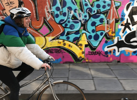 Avoid public transport. Stay healthy. Get on your bike!