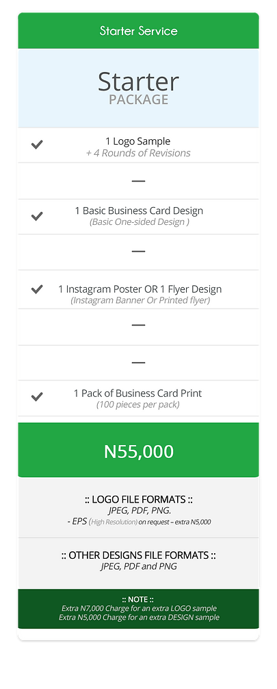 Pricing Table (Starter Package).png