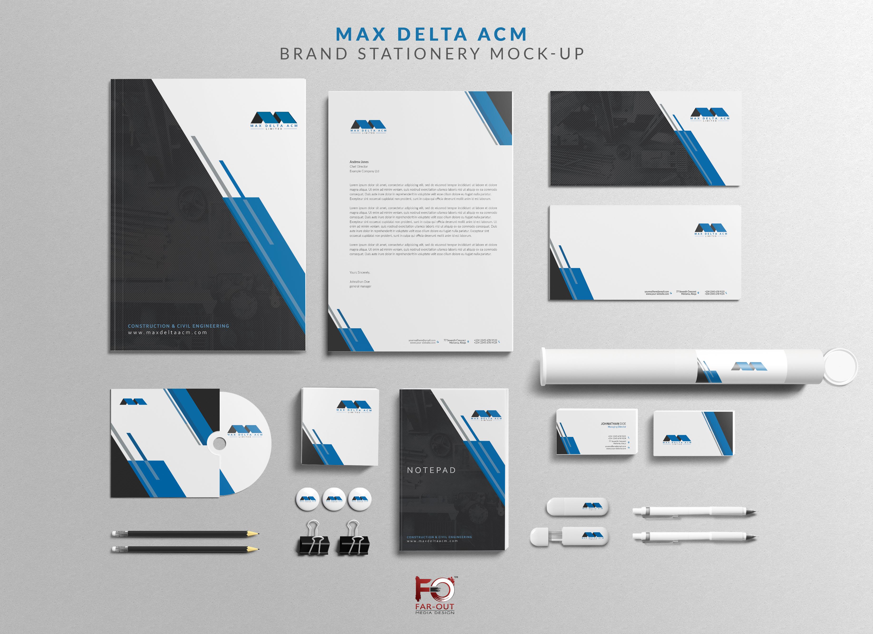 Max Delta ACM