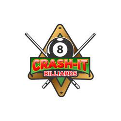 CRASH-IT-Billiards Logo