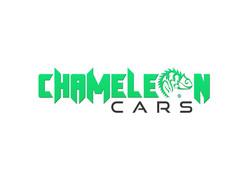 Chameleon Cars Logo Green