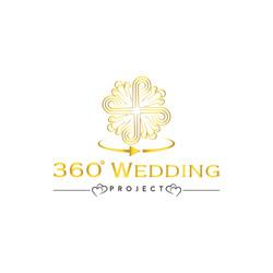 Wed 360 logo (white)