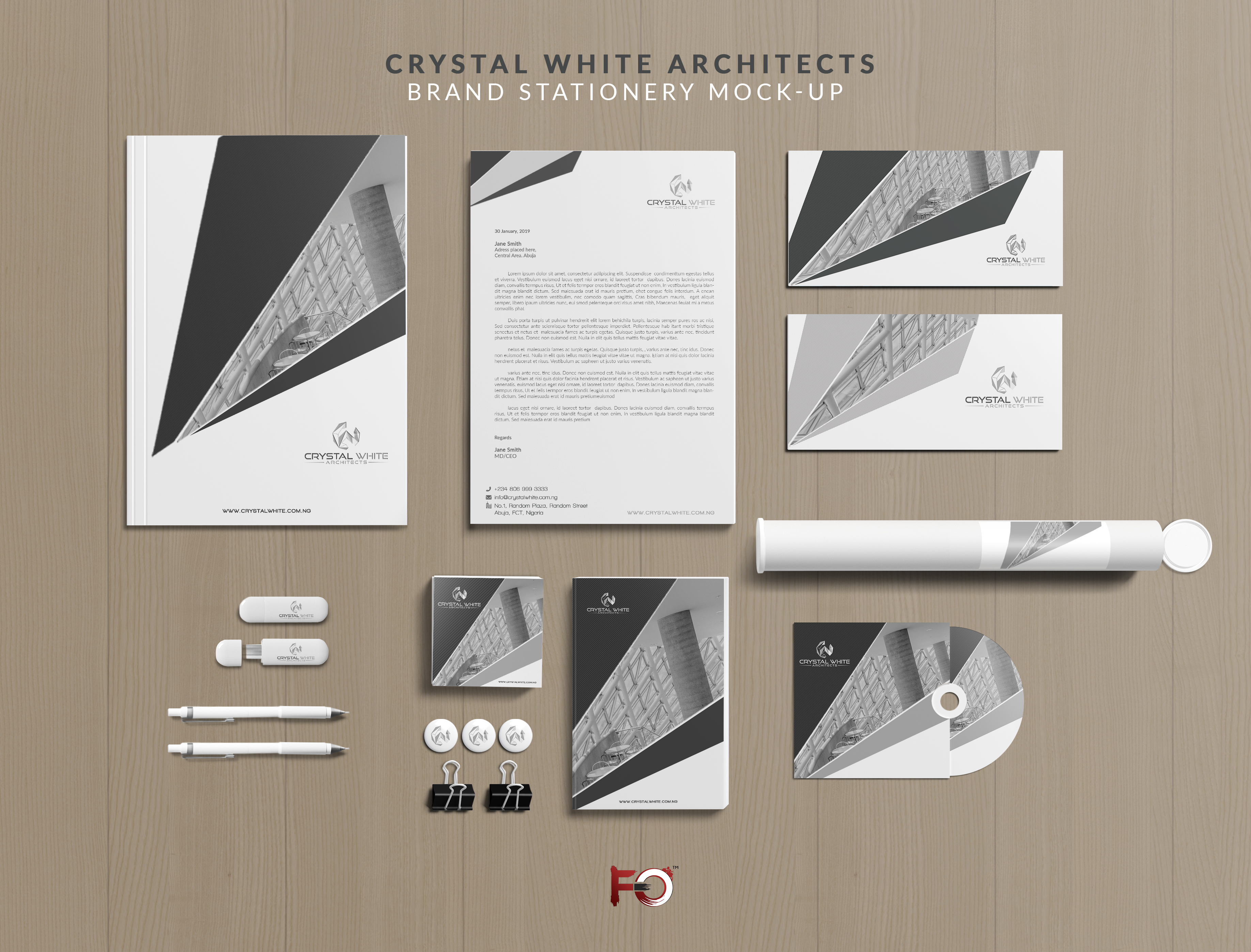 Crystal White Architects
